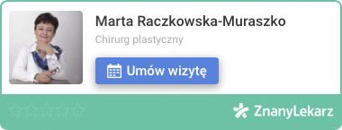dr Raczkowska znany lekarz